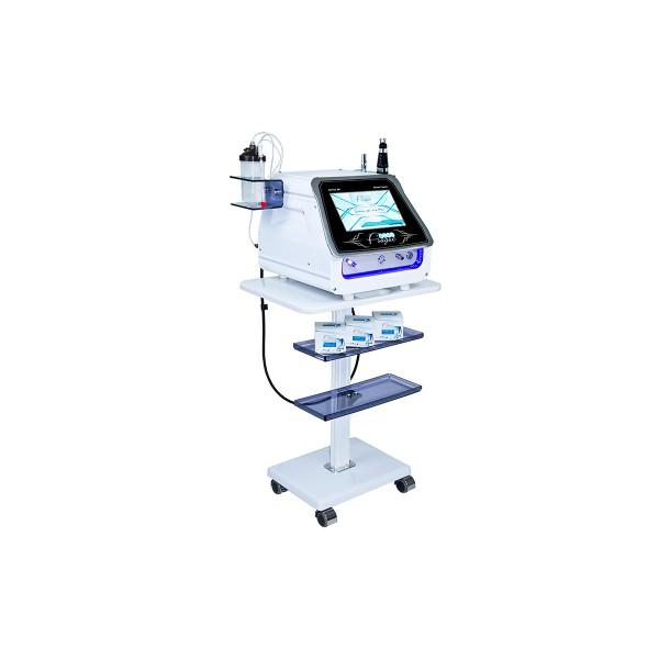 Přístroj pro neinvazivní mezoterapii a plynokapalinový peeling DermaJet AirPro