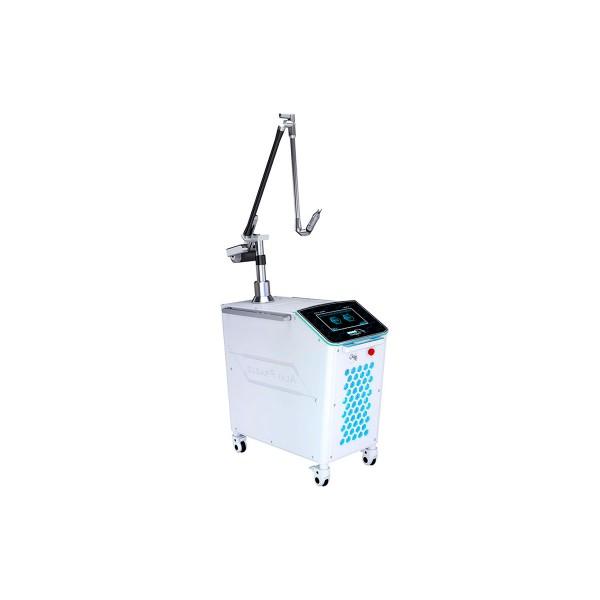 ND YAG laser s krátkými pulzy pro odstranění tetování Pulsar TL-600 Neo