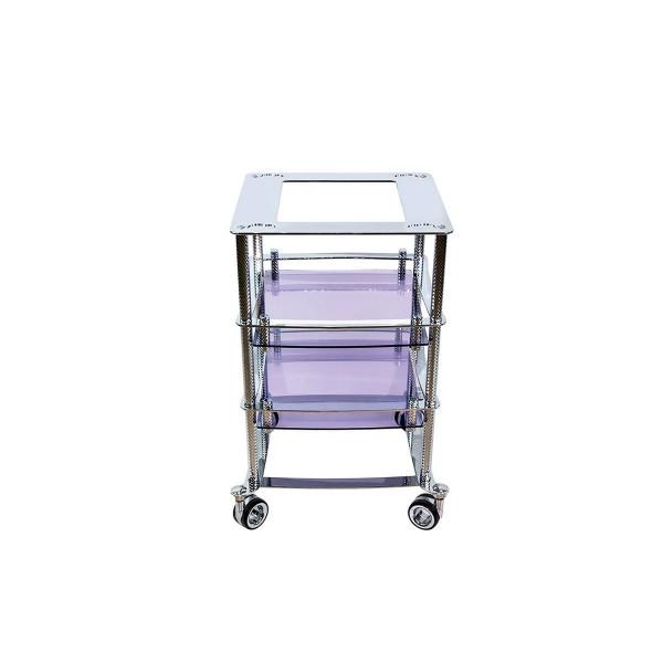 Kosmetologický vozík Design Pure Chrome X