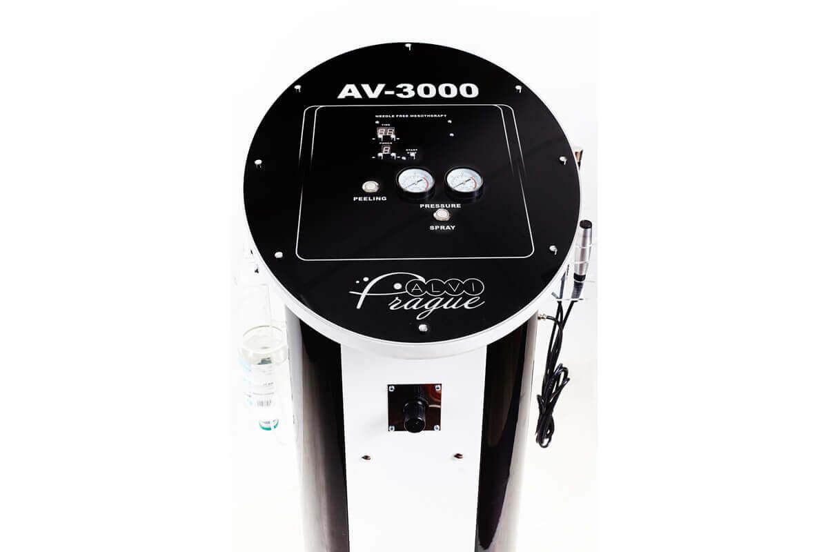 kosmetický hydrafacial přístroj  AV-3000