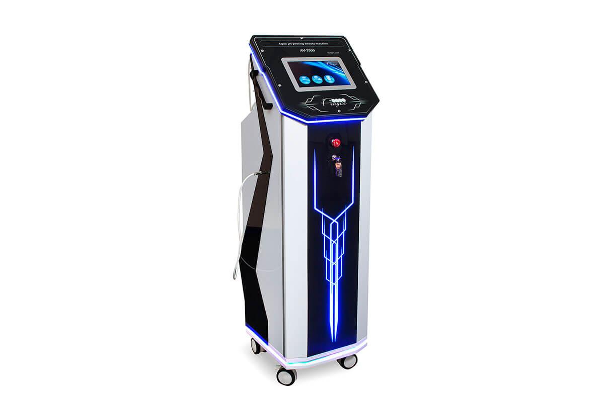 kosmetické přístroje kosmetický hydrafacial přístroj av-3500 hydrafacial