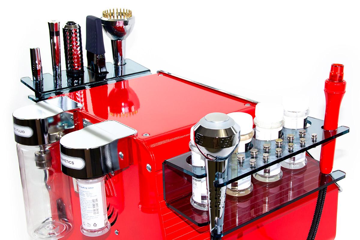 hydrodermabraze kosmetický přístroj -1