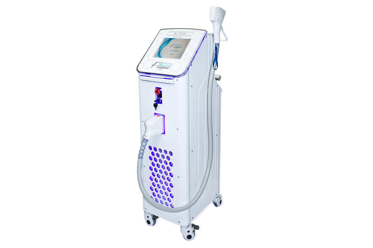 ultra pulse dl-7000 diodové lasery 3