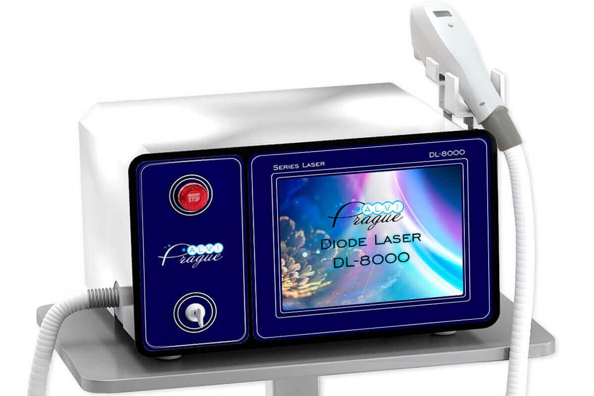 diodový laser DL8000 - 2