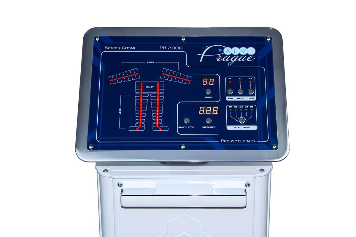 lymfodrenážní přístroj pr-2000 přístroje hubnutí