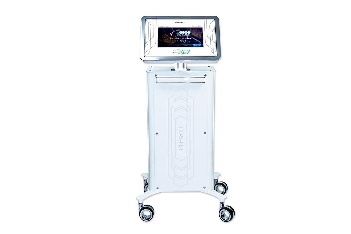 přístroje hubnutí lymfodrenážní přístroj pr-901