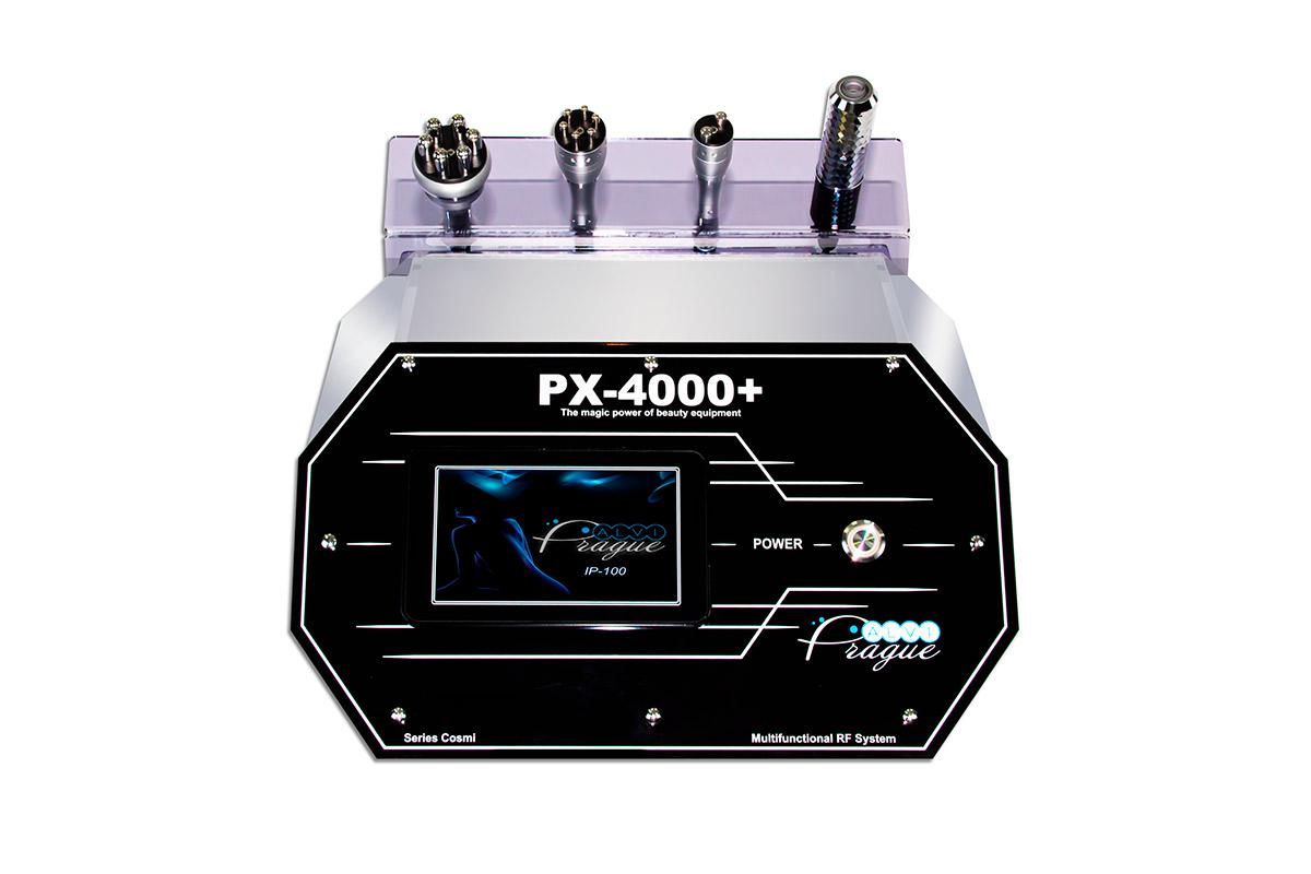 přístroj radiofrekvence neinvazivní karboxyterapie px-4000 plus