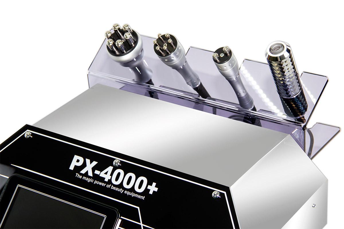 multifunkční kosmetické přístroje přístroj radiofrekvence neinvazivní karboxyterapie px-4000 plus