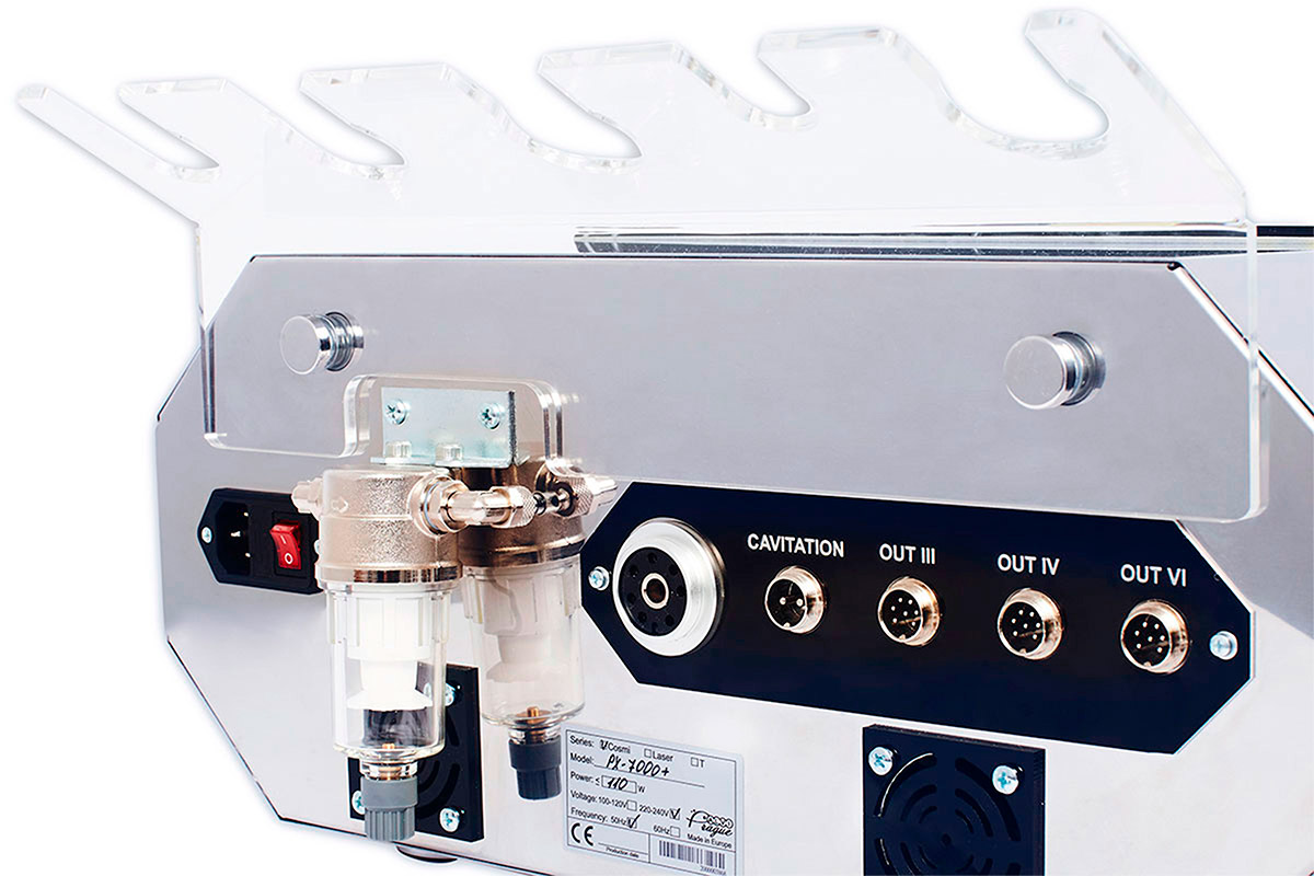multifunkční kosmetické přístroje kavitační přístroj radiofrekvence px-7000 plus přístroje hubnutí