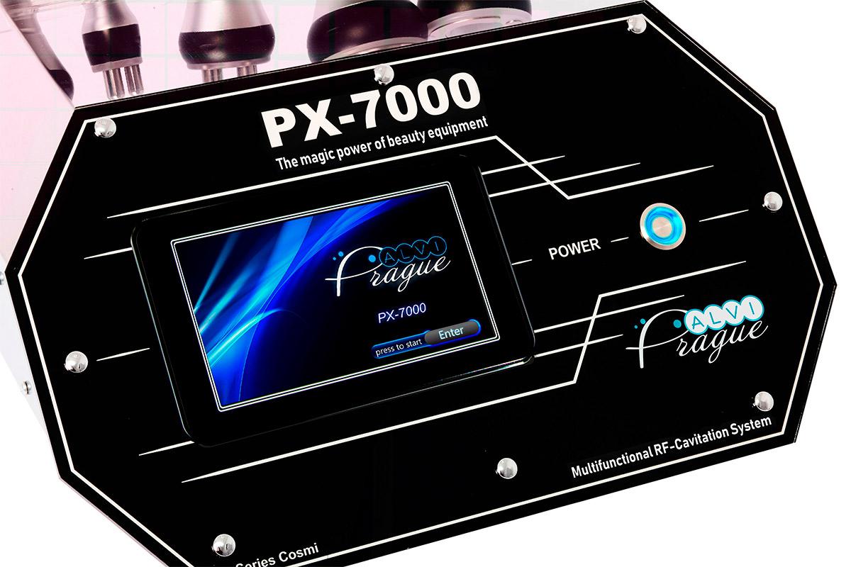 kavitační přístroj radiofrekvence px-7000 multifunkční kosmetické přístroje