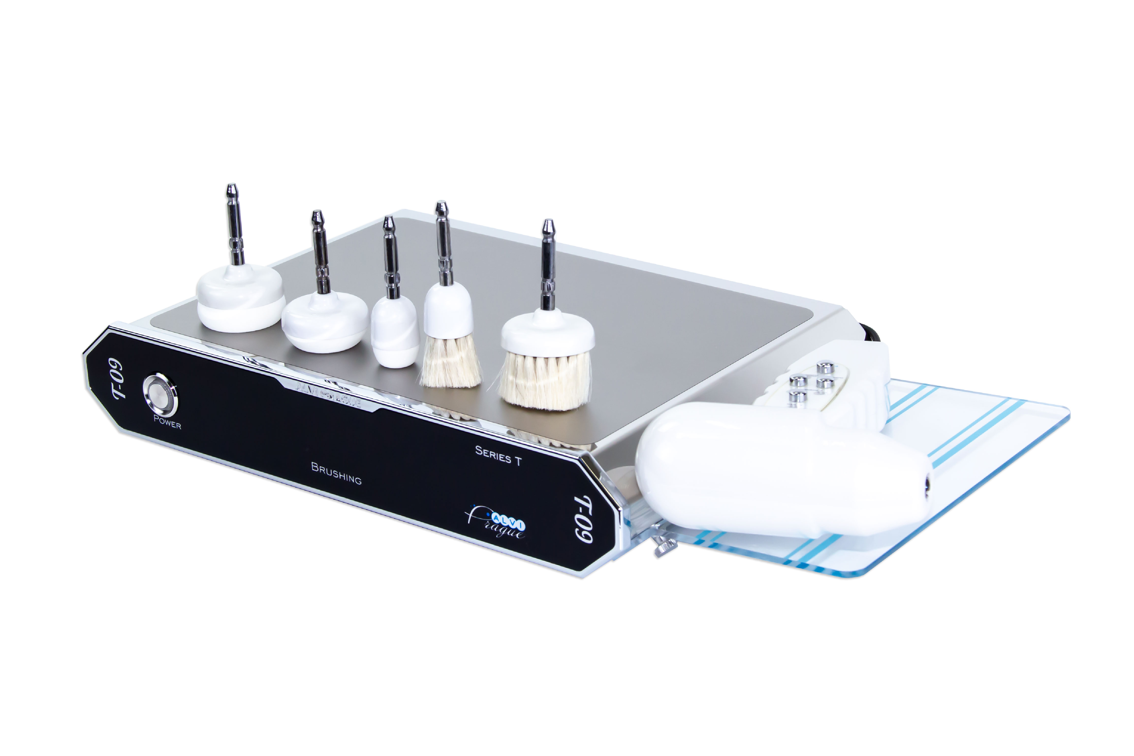 kartáč čištění pleti t-09 kosmetické přístroje kartáč čištění pleti t-09 monofunkční kosmetické přístroje