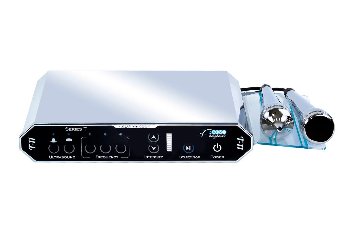 kosmetický přístroj ultrazvukové terapie t-11