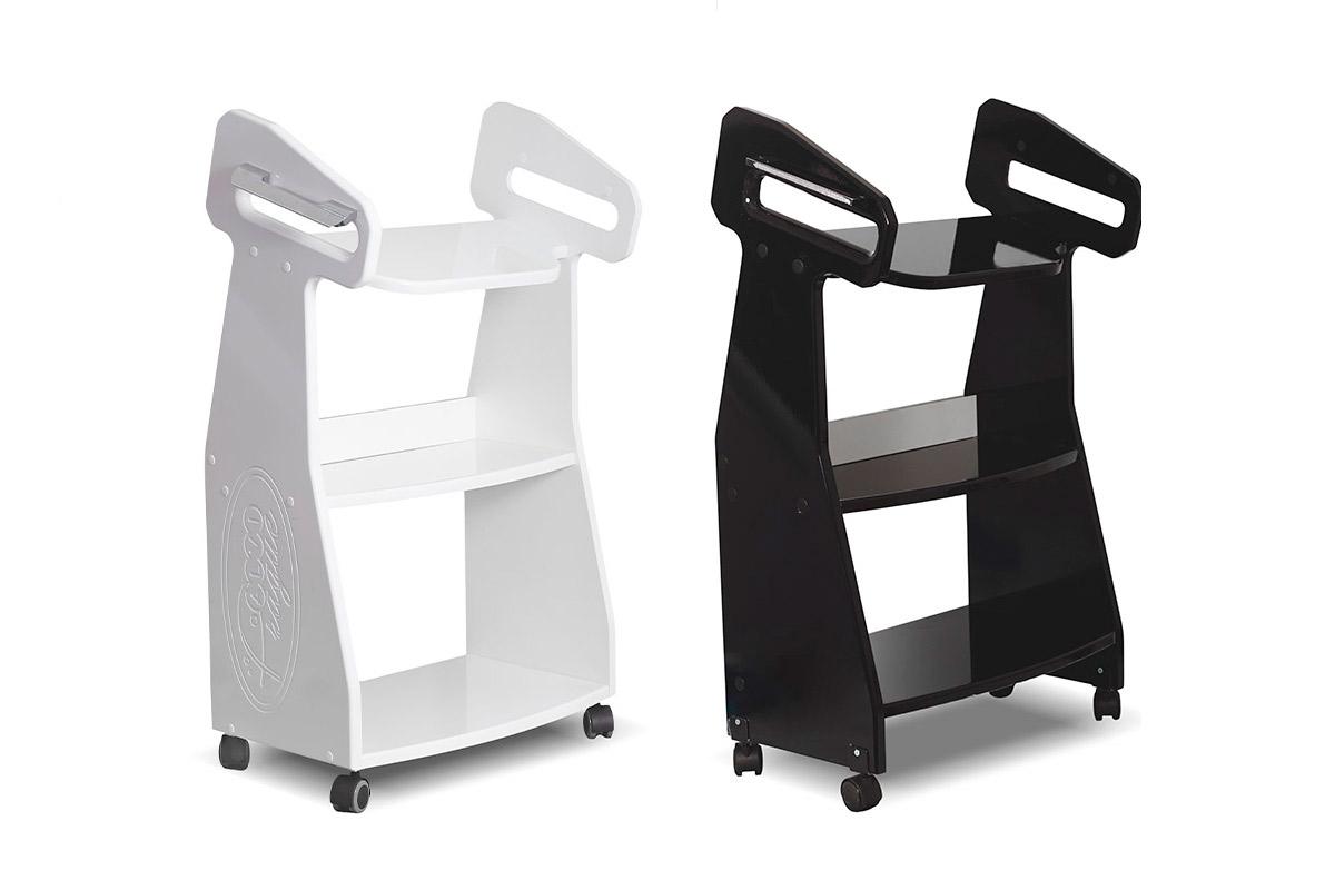 kosmetologický vozík nábytek kosmetického salonu kosmetologický vozík kosmetické stolky
