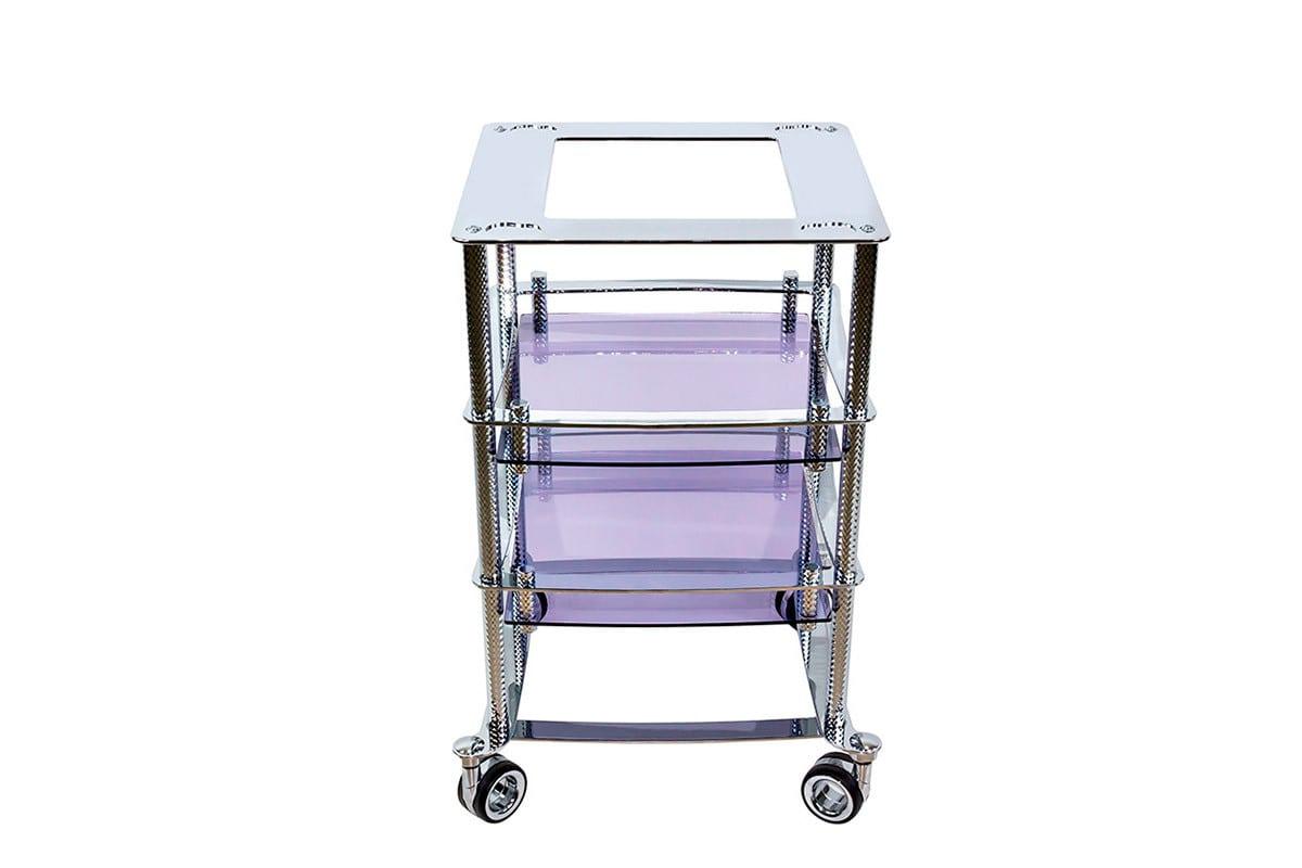 Kosmetologický vozík Design Pure Chrome X praha