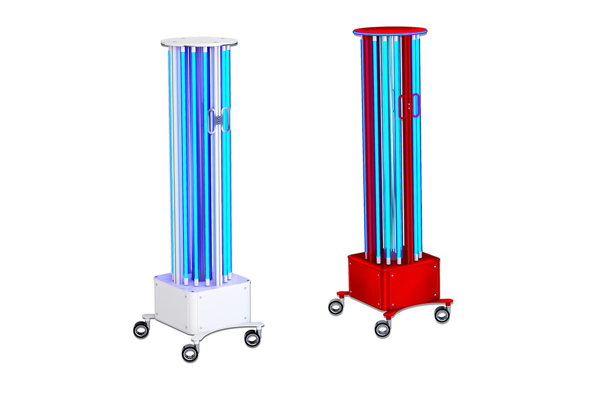 germicidní UV lampa UltraTron-660W (12 lamp)