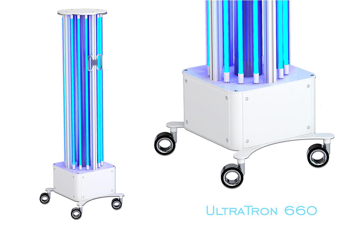 baktericidní zářič ultratron-660w lampy medicínská technika baktericidní zářič ultratron-660w lampy baktericidní zářiče