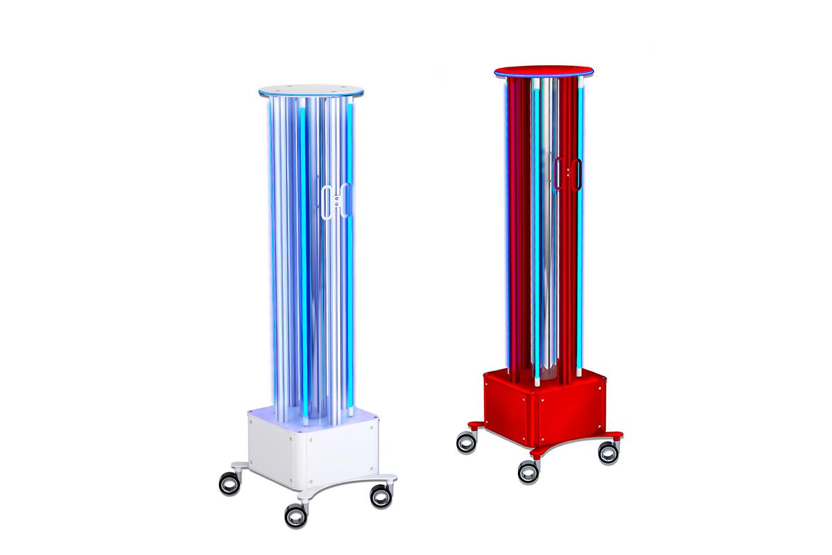 germicidní UV lampa UltraTron-220W (4 lampy)