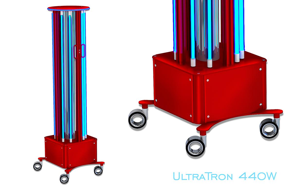 baktericidní zářič ultratron-440w lampy medicínská technika baktericidní zářič ultratron-440w lampy baktericidní zářiče