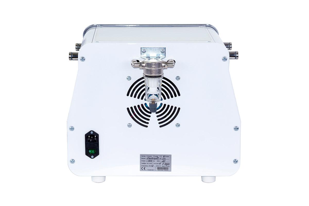 Přístroj pro vysokofrekvenční impulzní vakuovou termální masáž Drumroll V-03 3