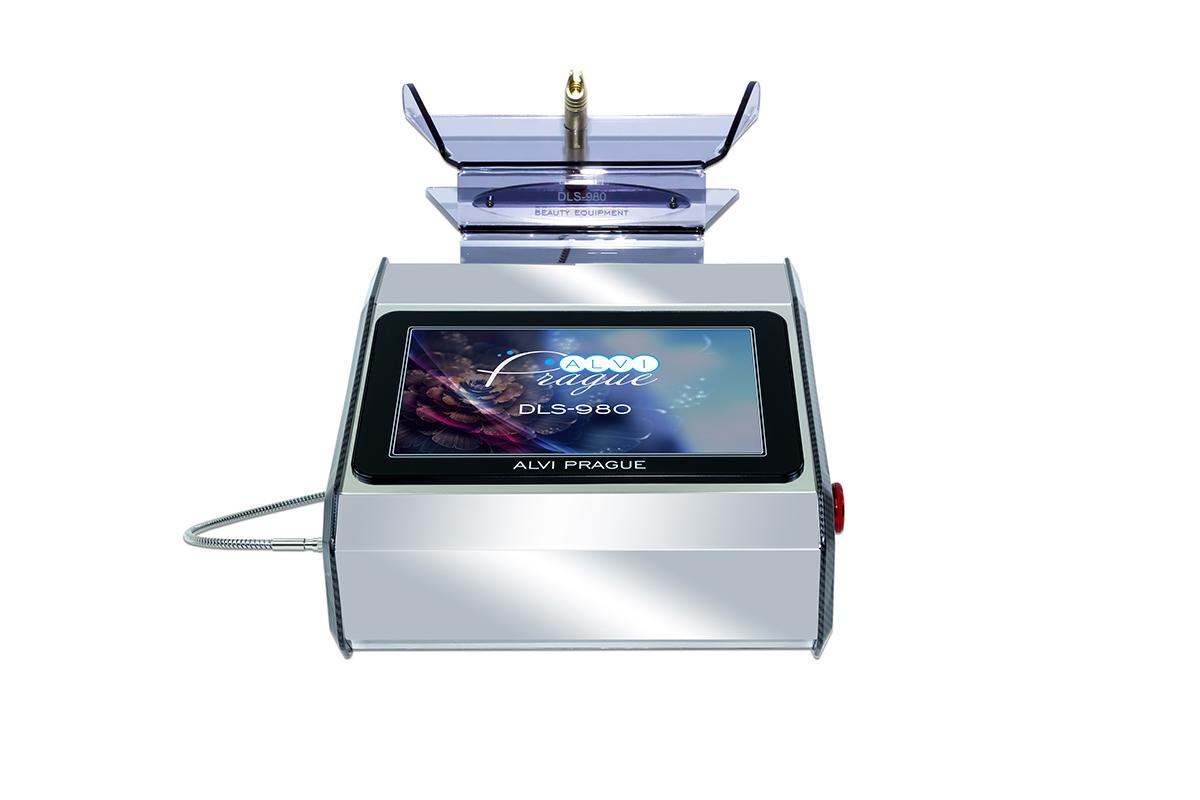 cévní laser dls-980 diodové lasery