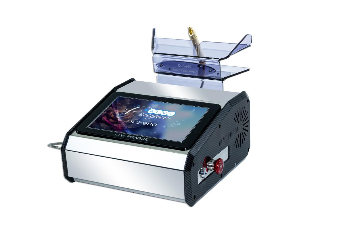 cévní laser dls-980 kosmetické lasery
